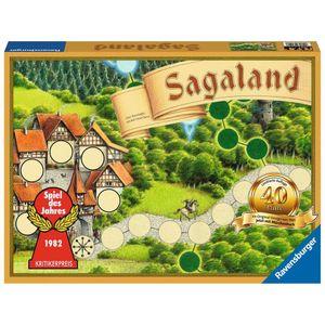RAVENSBURGER Familienspiel Sagaland 40 Jahre Jubiläumsedition Merk und Suchspiel