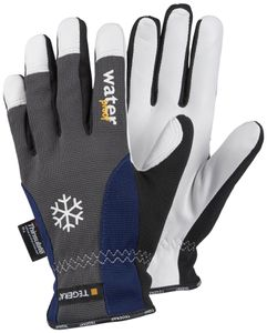 Ejendals TEGERA 295, Insulating gloves, Blau, Grau, Weiß, Elasthan, Erwachsener, Erwachsener