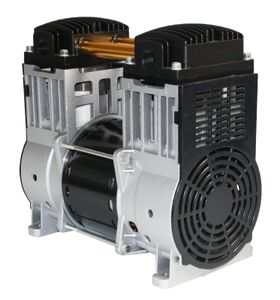 WELDINGER Motor 1500 W 380 V für Flüsterkompressor 200 l Luftabgabe/4 bar (ohne Druckkessel)