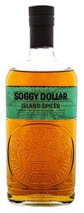 Soggy Dollar Island Spiced 0,7l, alc. 35 Vol.-% Rum British Virgin Island