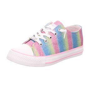 Dockers Sneaker  Größe 35, Farbe: silber 72