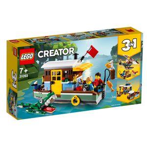 LEGO® Creator Hausboot, 31093