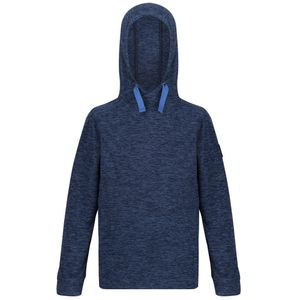 Regatta Kinder Fleece-Kapuzenpullover Kade RG5137 (164) (Marineblau meliert)