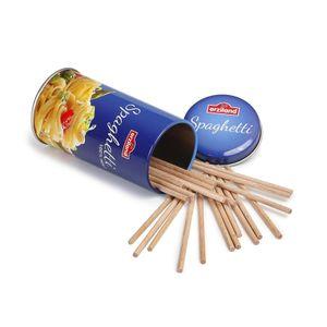Erzi 17180 Spaghetti in der Dose Holz für Kaufladen
