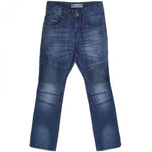 BEZLIT Mädchen Kinder Jeanshose Blau 176
