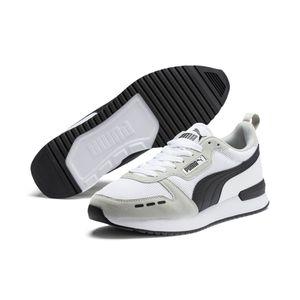 Puma R78 Uni Sneaker Low Top Turnschuhe , Größe:UK 8.5 - EUR 42.5 - 27.5 cm