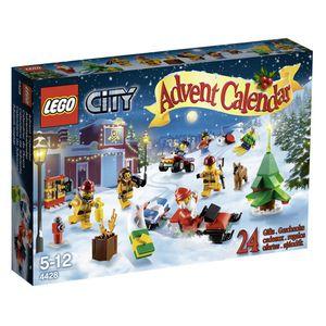 Lego City Advent Calendar City, LEGO, 5 Jahr(e), Multi, 12 Jahr(e)