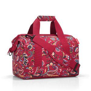 reisenthel allrounder M - in verschiedenen Farben / Sporttasche / Reisetasche , Reisenthel Designs:paisley ruby