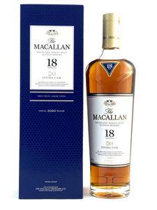 Macallan 18 Jahre Double Cask 2020 Highland Single Malt Scotch Whisky 0,7l, alc. 43 Vol.-%