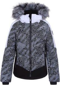 Icepeak Mädchen Skijacken in der Farbe Schwarz - Größe 140