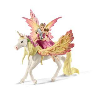 Schleich bayala Feya mit Pegasus-Einhorn