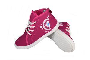 Lupilu Mädchen Sneaker Schuhe - Pink, 29 (Farbe: Pink, Größe: 29)
