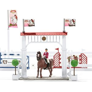 Schleich Horse Club | Großes Reitturnier mit Pferden | 42338 Spielset