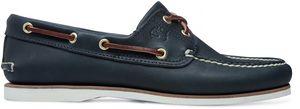 Timberland Earthkeepers Classic Boat Shoe Echtleder-Bootsschuhe Navy Schuhe, Größe:44