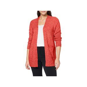 Street One Damen Pullover A253080 Blazing Red Melange