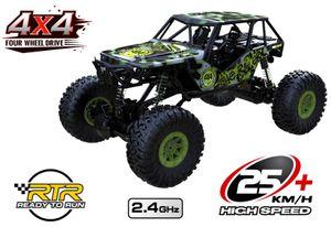 RC Rock Crawler THE BEAST 4WD Allrad ferngesteuertes Auto Monster Truck 2,4 Ghz