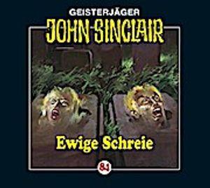 Sinclair,John-Folge 84-Ewige Schreie