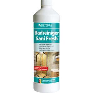 HOTREGA Badreiniger Sani Fresh 1 Liter Konzentrat, Sanitär-Reiniger - WC, Dusche