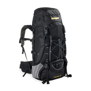 AspenSport - Trekking-Rucksack | CHEROKEE 60 | 67 x 33 x 23 cm | Farbe: Schwarz