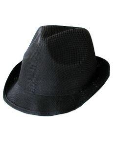 Trilby Hut schwarz