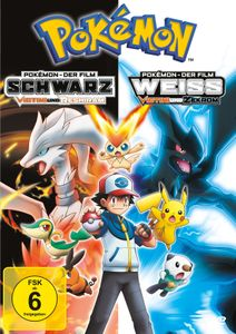Pokémon - Der Film: Schwarz - Victini und Reshiram / Weiß - Victini und Zekrom - Digital Video Disc