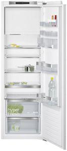 Siemens KI82LADF0, iQ500, Einbau-Kühlschrank mit Gefrierfach, 177.5 x 56 cm