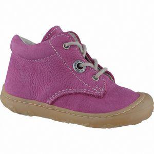 Pepino Cory Mädchen Leder Lauflern Schuhe pop, Pepino Leder Fußbett, mittlere Weite, 3038116/20