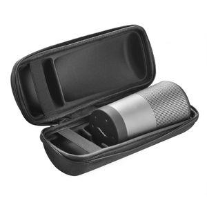 BS Soundlink Revolve Travel Case Tragen Sie Schutz Lautsprecher Box Pouch Tasche Rei?verschluss Aufbewahrungsbox Extra Platz fš¹r Steckerkabel