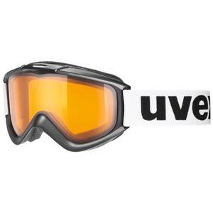 UVEX Q18 FX Skibrille Schwarz - Unisex - Erwachsene