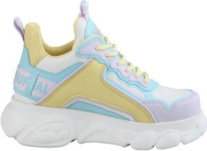 Buffalo Cld Chai - Sneaker Low - Imi Nappa - Pastel Multi Leder Größe: 39 Normal