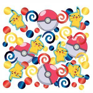 Konfetti   14g   Pokemon   Kinder Party & Geburtstag   Tisch-Dekoration