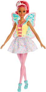 Barbie Dreamtopia Fee Puppe - pinke Haare