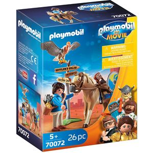PLAYMOBIL The Movie - Marla und das Pferd (70072)