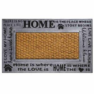 Siena Home 180-1441002 Fußmatte METAL LOOK 45x75cm (1 Stück)