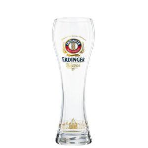 Erdinger Weizenbier Weissbier Gläser 0,5l - 6 Stück Exclusiv Edition