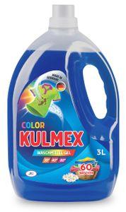 KULMEX® - Color Waschmittel Gel, 4er Pack (1 x 240 Waschladungen) 0,07 EUR/ Waschladung