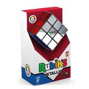 Original Rubik's Cube 3x3 Metallic Rubik Zauberwürfel Premium Version Metallic