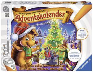 tiptoi® Adventskalender - Waldweihnacht der Tiere