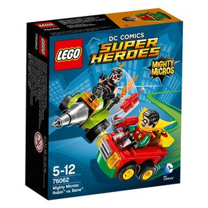 LEGO® DC SH. Mighty Micros: Robin vs. Bane (76062) Lego Spielwaren GmbH