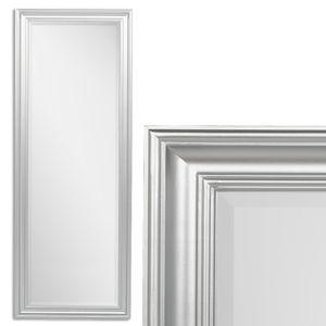 Spiegel GARVIN Glanz Silber ca. 180x70cm