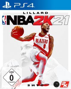 NBA 2K21 - Konsole PS4