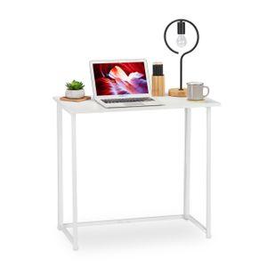 relaxdays Schreibtisch klappbar