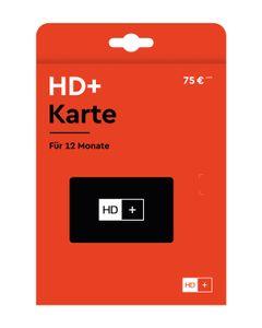 HD Plus HD+ Verlängerungkarte 12 Monate