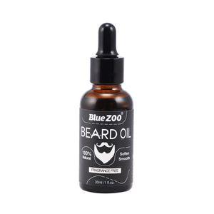 Natürliche Organische Inhaltsstoffe Bartöl Für Männer Bartpflege 30ml Duftfrei Frei von Duftstoffen 30 ml