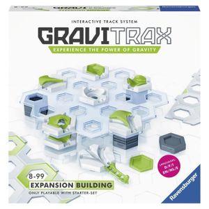 Ravensburger GraviTrax Building Expansion, Mehrfarbig, 8 Jahr(e), 99 Jahr(e), Junge/Mädchen, Innenraum, 340 mm