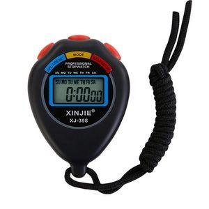 Stoppuhr Stoppuhr LCD Digital Professional Chronograph Timer Z?hler Sport