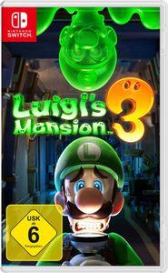Nintendo - Luigi's Mansion 3 [SWI]