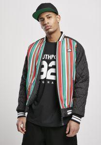 Southpole Jacke Stripe College Jacket Multicolor-XL