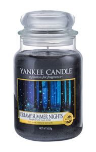 Yankee Candle Classic großes Glas Dreamy Summer Nights