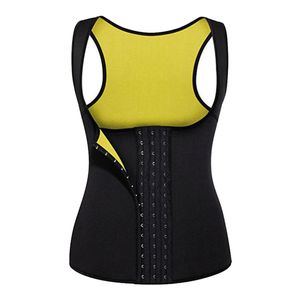 Saunaweste, schlanker Body Shaper für Frauen, Bauchfettverbrenner, heißes M. Schwarz Taille Cinchers Shaping Tops